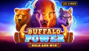 Buffalo power Hold and Win